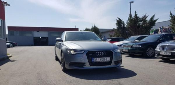 Audi A6 2,0 TDI automatik