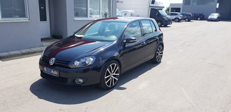 VW Golf VI 1,6 TDI