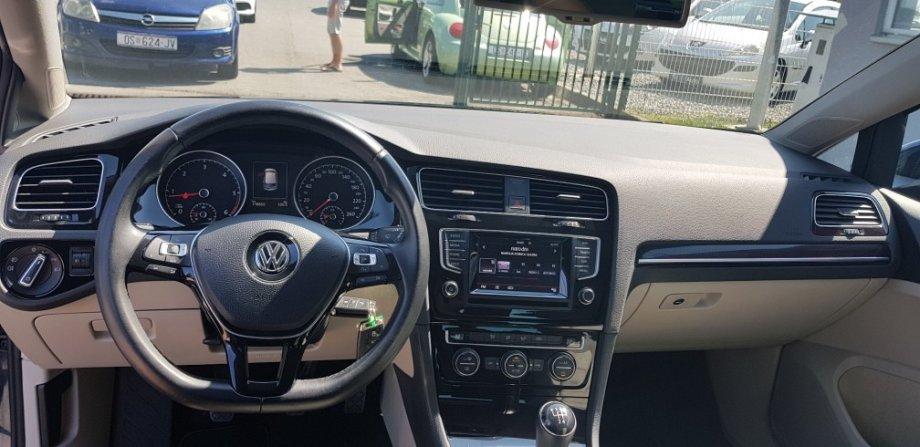VW Golf VII 1,6 TDI BMT *Highline*