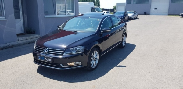 VW Passat 1,6 TDI BMT *Highline*