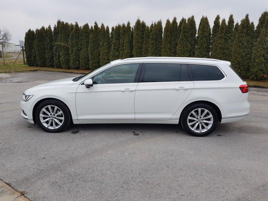 VW Passat Variant 2,0 TDI *HIGHLINE*