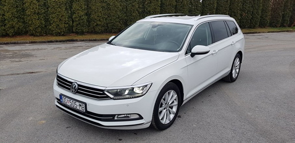 VW Passat Variant 2,0 TDI *HIGHLINE*