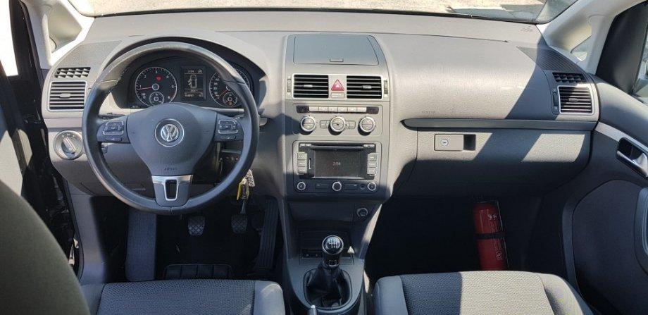 VW Touran 1,6 TDI