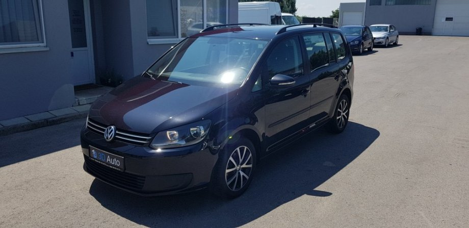 VW Touran 1,6 TDI